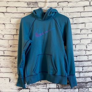 Nike Girls Therma-Fit Pull-over Hoodie